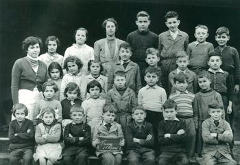 Ecole 1953 - 1954