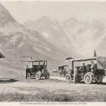 Col du Lautaret 1906