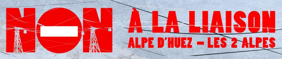 Collectif:Non à la liaison Alpe d'Huez – Les 2 Alpes