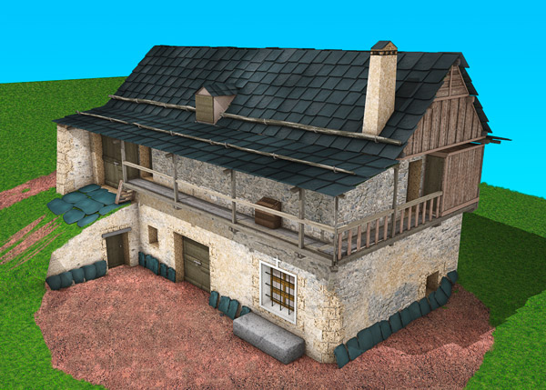 Maison de Clavans